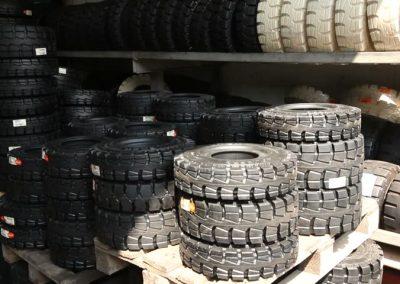 Jual Ban Forklift 2 Berkat Partindo Abadi
