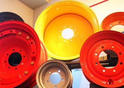 Jual Velg Vibro Velg Compactor Velg Tire Roller Velg Finisher